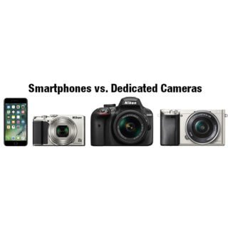 Smartphones vs. Dedicated Cameras