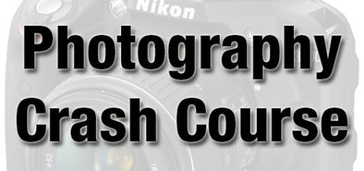 Photography Crash Course