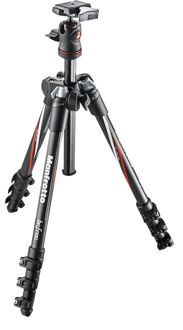 Manfrotto BeFree Tripod