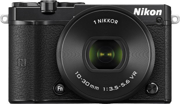 Nikon 1 J5 Front