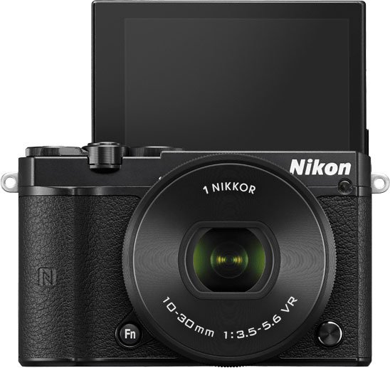 Nikon 1 J5 LCD