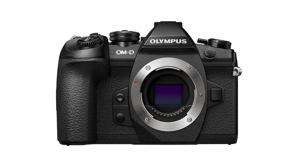 Olympus OM-D EM-1 Mark II Top