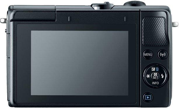 Canon EOS M100 Back