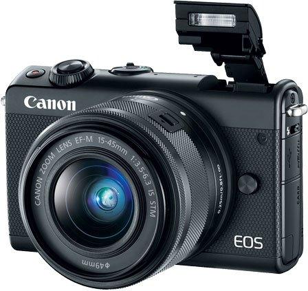 Canon EOS M100 Flash