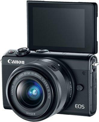 Canon EOS M100 LCD