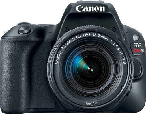 Canon EOS Rebel SL2 Front