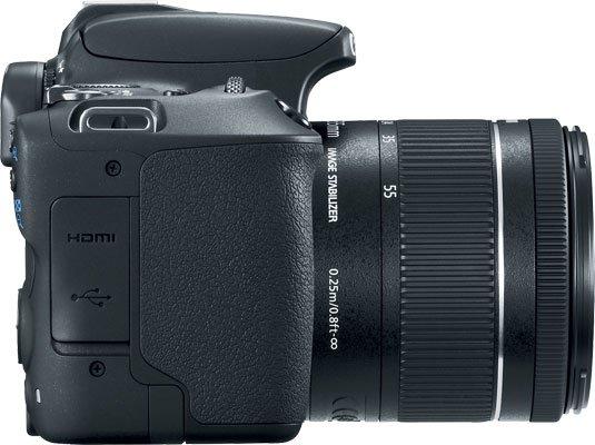 Canon EOS Rebel SL2 Right