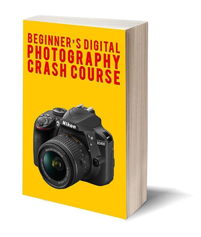 Beginner's Digital Photography Crash Course