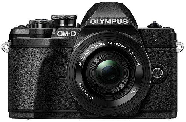 Olympus OM-D E-M10 Mark III Front