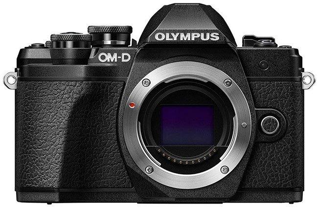 Olympus OM-D E-M10 Mark III No Lens