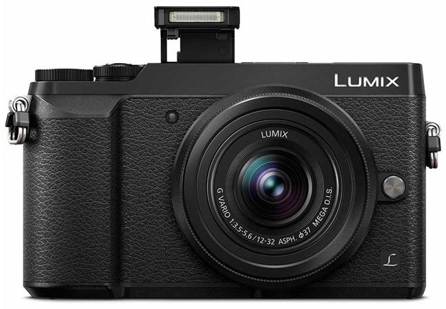 Panasonic LUMIX GX85 Flash