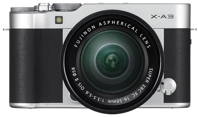 Fujifilm X-A3: Does the Lack of a Viewfinder Really Matter? [Review]