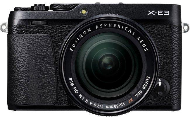 Fujifilm X-E3 Front